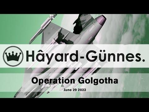 Operation Golgotha : Command Modern Air Naval Operations