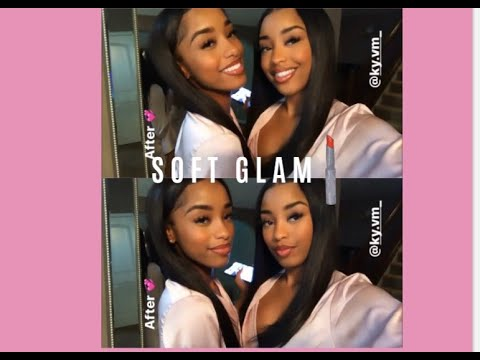 SOFT GLAM💄   CHIT CHAT GRWU   WE'RE BACK!