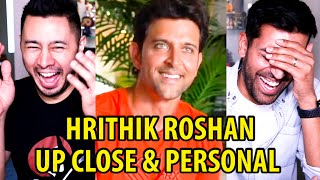 HRITHIK ROSHAN   Up Close And Personal   HRX-Factor   Reaction   Jaby Koay