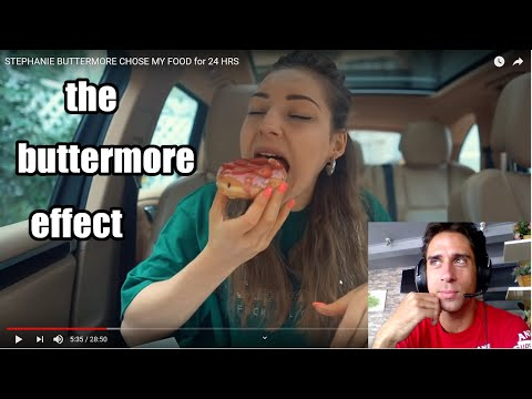 Always Hungry - Stephanie Buttermore Chose My Food - Video Breakdown