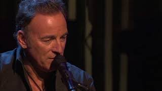 Spectacle: Elvis Costello with...Bruce Springsteen - interview and performance