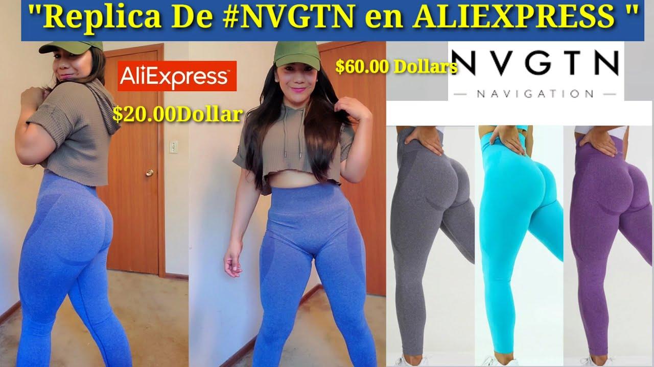 """Replica De #nvgtn Leggings por ALIEXPRESS ""( $20.00US Dollars Exact NVGTN DUPES)"