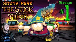 South Park Stick of Truth🤬👽1st Time🎭🧙Pro👑All DLC💸PC💻Max Graphics✨#1st🎋