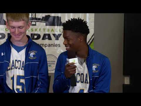 Tyler Banker & Davion Fitzgerald- Seacoast Christian Academy