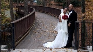 Atlanta History Center Wedding Videography - Loosing Control: A Story of Melvin & Chrystal