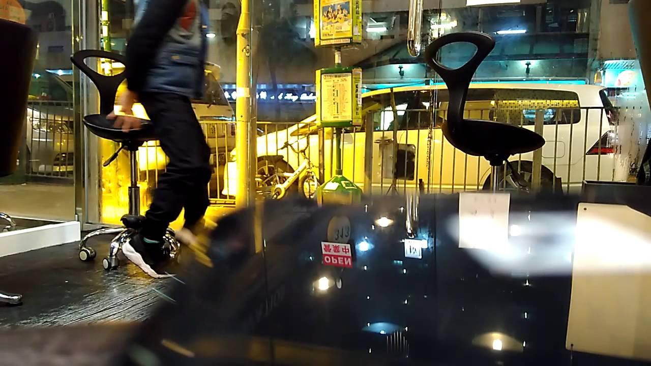 扮公仔嚇人part1 - YouTube
