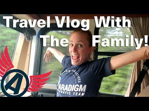 Family Travel, Flying, Fun, & More!! (Lycoming Balloonfest Vlog 01)