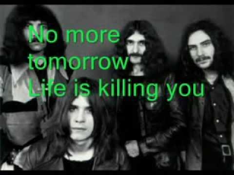 Black Sabbath Sabbath Bloody Sabbath lyrics