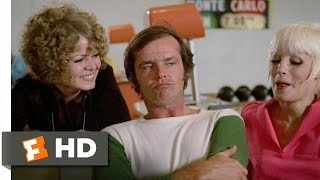 Five Easy Pieces (1/8) Movie CLIP - Betty & Twinky (1970) HD