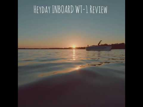 Heyday WT1 review by Wakeboard Magazine, Heyday Inboards NC, WT1