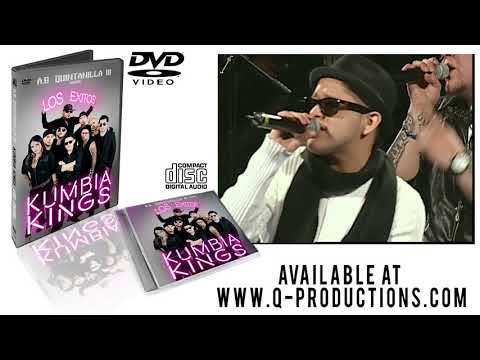 """Invisible"" - A.B. Quintanilla III / Kumbia Kings (Los Exitos Live DVD)"