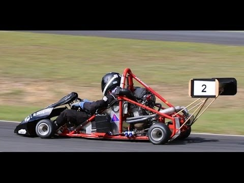 kart cross hill climb