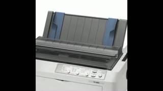Epson FX-890 Impact Printer Review