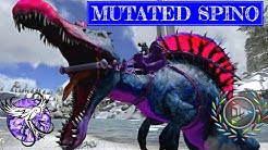 FULLY MUTATED SPINO | Mutations Evolved | ARK Survival Evolved Mobile