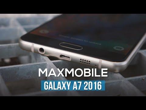 Đánh giá nhanh Samsung Galaxy A7 - Cấu hình tầm trung, thiết kế đẹp