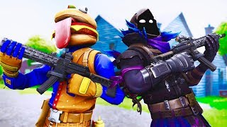Fortnite - Birthday Stream Getting Solo Wins (Fortnite Live)