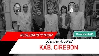 #SolidarityTour JAWA BARAT - Kab. Cirebon