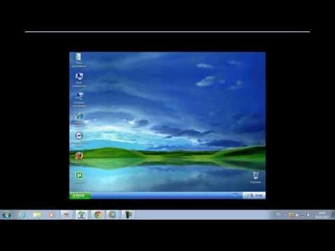 Windows XP ZverDVD 9.2.3 на VMware Workstation 8