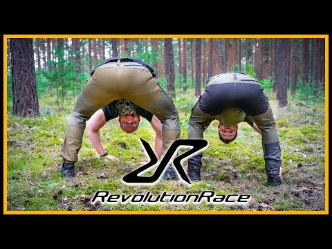Wir haben einen Sponsor! ???? - Revolution Race - Outdoor Bushcraft Deutschland