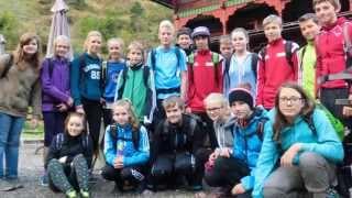 Wandertag Hinterbärenbad Sept  2014