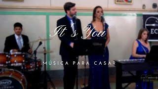 """Músicas para casamento - """"Its You"""" (filme Shrek) - Ecos Brasil Acústico"""