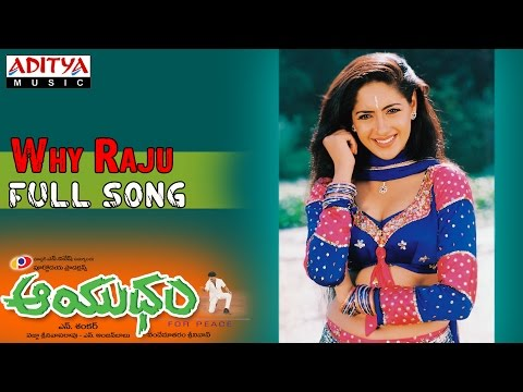 Aayudham Telugu Movie || Why Raju Full Song || Rajashekar, Gurlin Chopra