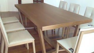 Сборка итальянского столового гарнитура, фабрики ALF DAFRE(, 2014-08-01T07:02:39.000Z)
