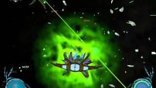 Sinistar Unleashed Level 20 (Bonus Level)
