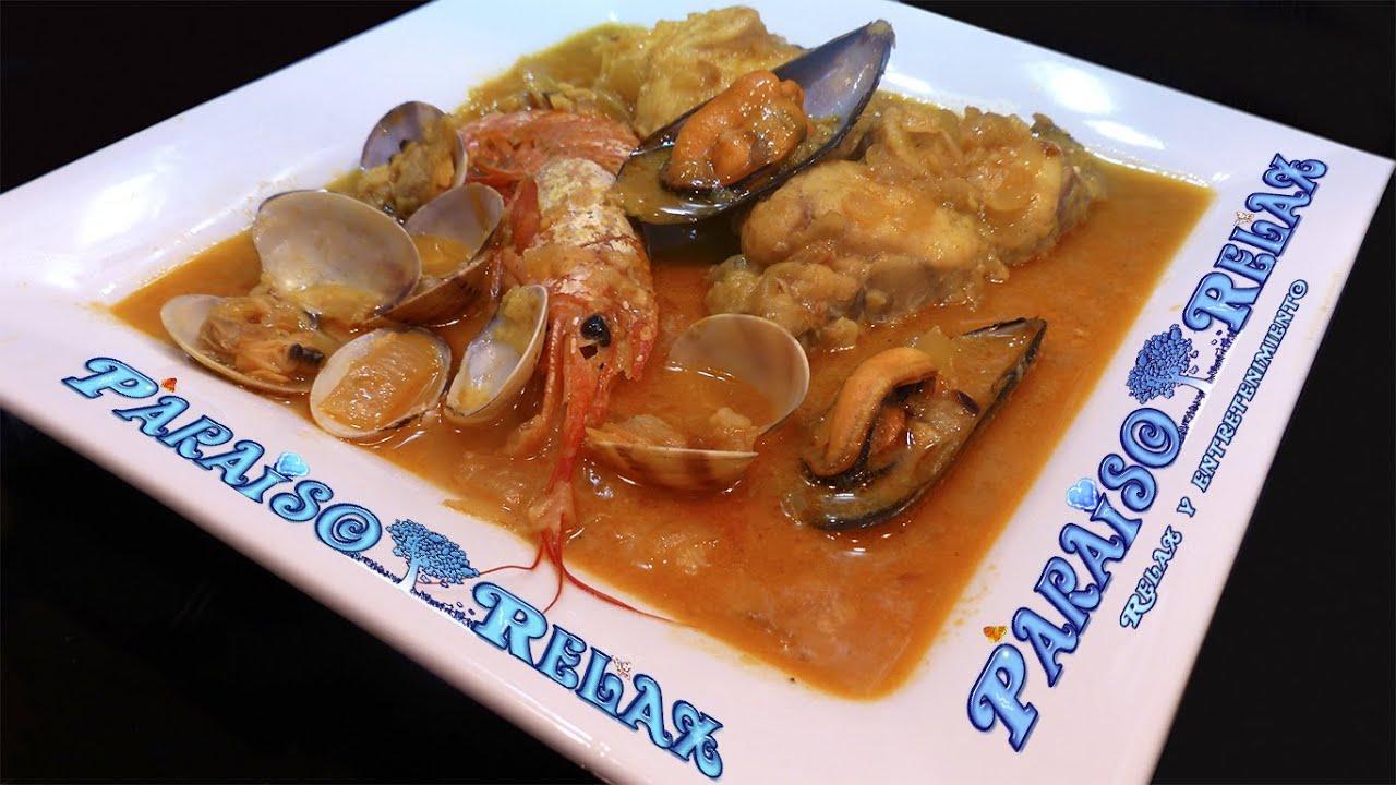 Cazoleta de rape o pescado a la marinera recetas de cocina f ciles y econ micas dieta - La cocina sana de isasaweis ...