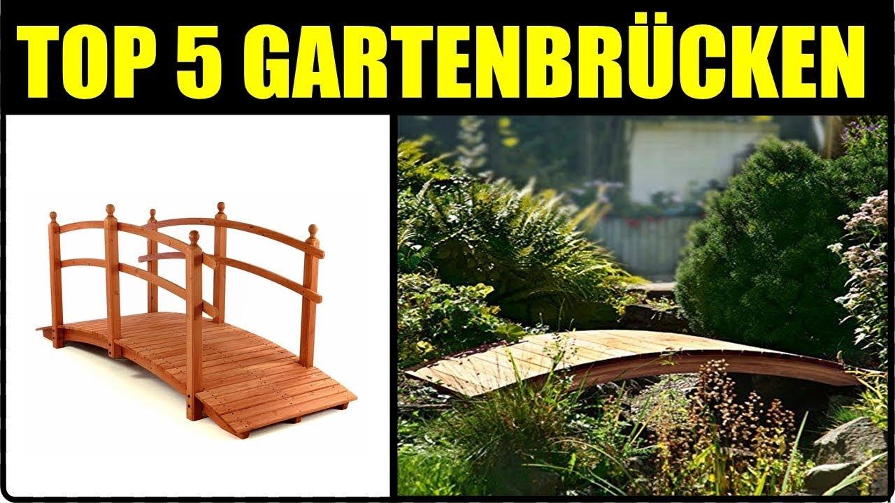 Top 5 Holzbrücken Garten Holzbrücke Gartenteichbrücke Garten