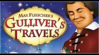 Gullivers Travels 1939- Cartoon Movie- Full Movie