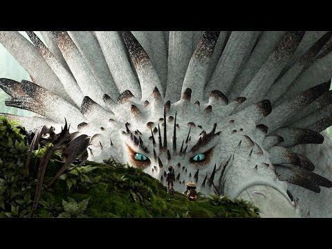 Как приручить дракона 1 мультфильм 2017