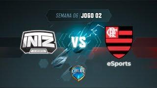 CBLoL 2019: INTZ x Flamengo (Jogo 2) | Fase de Pontos - 1ª Etapa
