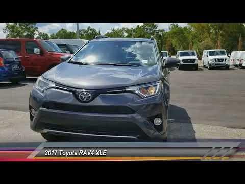 2017 Toyota RAV4 DeLand Nissan P9258