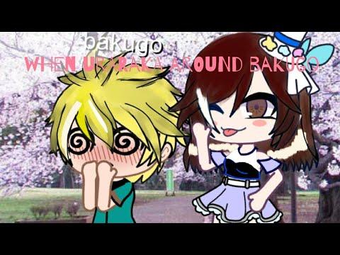 |What Happens When Uraraka Is Around Bakugo | Part 1