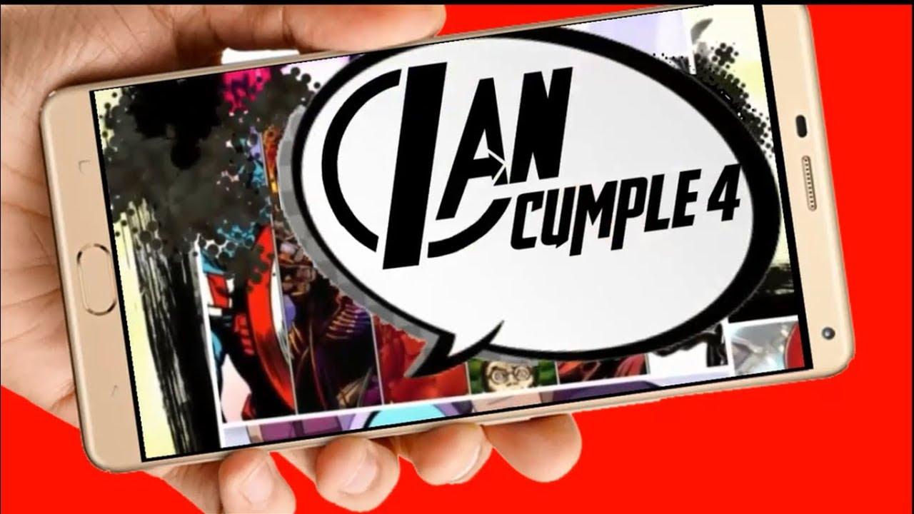 The Avengers Comics Vídeo Tarjeta De Invitación Digital Para Cumpleaños Y Whapsapp Aquisevendeccs