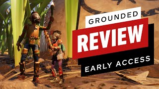 Grounded Early Access Review (Video Game Video Review)