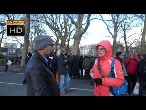 P2 - What is Forgiveness!? Hashim vs Christian l Speakers Corner l Hyde Park