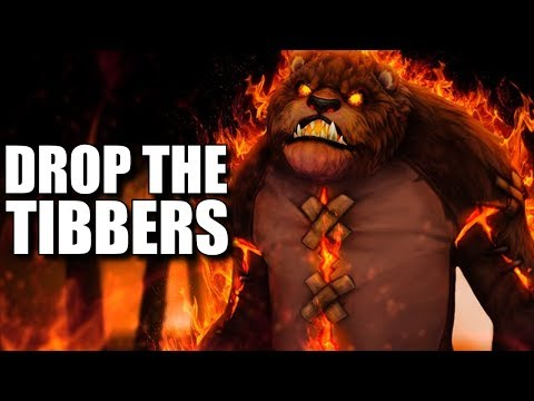 DROP THE TIBBERS ♫