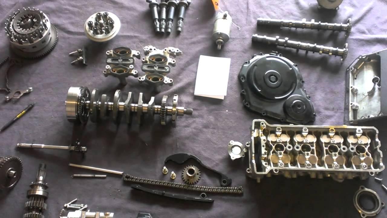 Gsxr Suzuki 600 Engine Parts