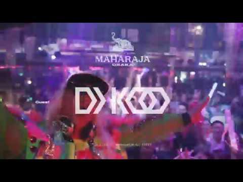 MAHARAJA OSAKA マハラジャ大阪 DJ...
