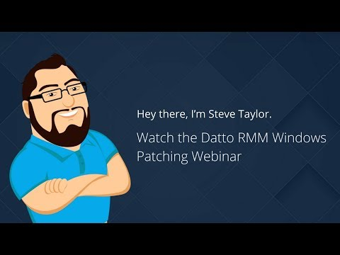 msp-processes-&-procedures-2.0---best-practices-for-windows-patching-(ft.-aem)