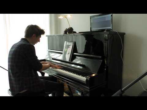 No Good Deed - Wicked piano accompaniment