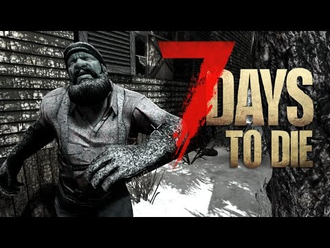 7 Days to Die #23 | Dig through the ditches