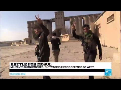 EXCLUSIVE - Images of Iraqi army near Mosul's mosque, where ISIS leader declared caliphate