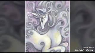 """Слайд-шоу мифических лошадей под мелодию Фредерика Шопена """" Весенний вальс """""""