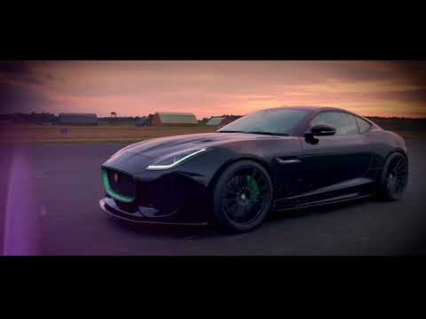 New 208mph Lister Thunder sports vehicle revealed with Jaguar F-Type origins