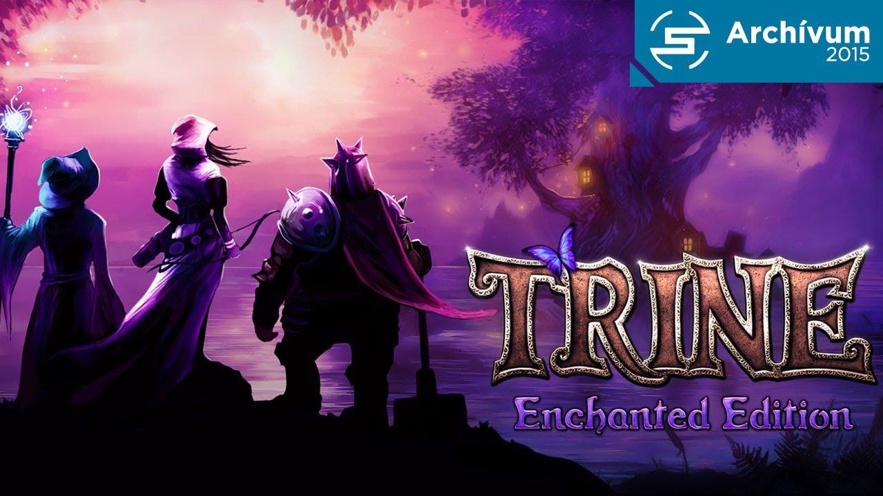 Archívum: Trine Enchanted Edition