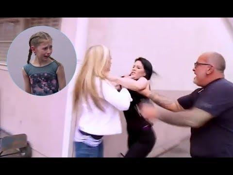 Dance Moms - Yolanda intenta estrangular a Stacey T7E19 (Subtitulado)