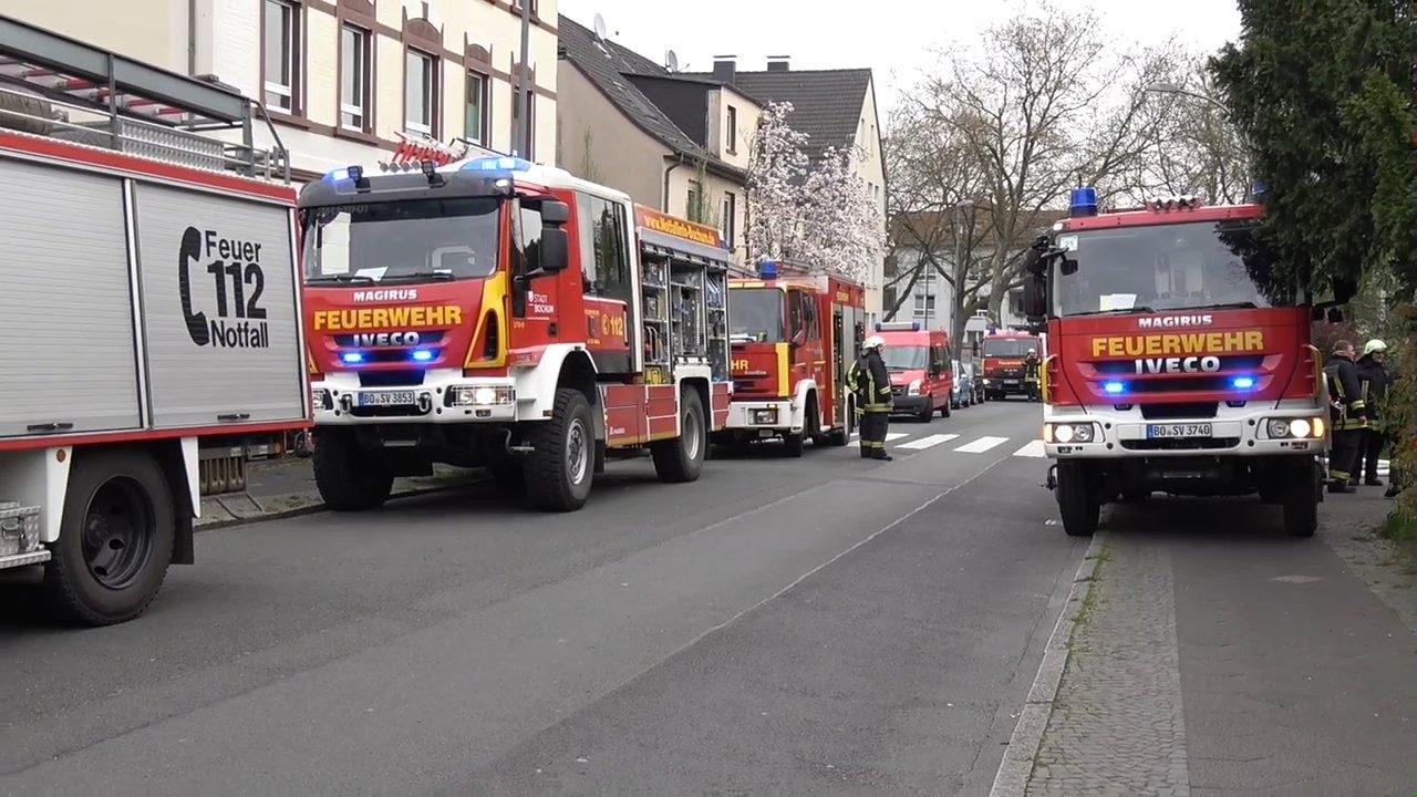 Feuerwehr Bochum